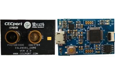 基于低成本、低功耗的ISL29501芯片远距离红外测距ToF解决方案