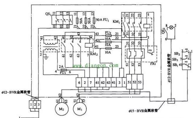 电气接线图介绍