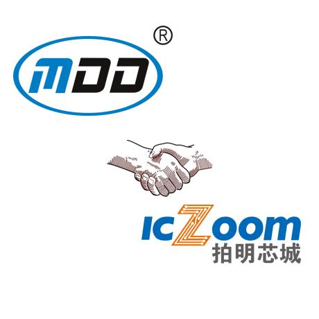 宇台电子(MDD)入驻拍明芯城