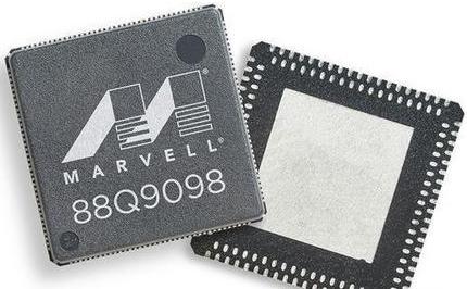 "Marvell全球首发802.11ax同步双Wi-Fi解决方案""88Q9098"""