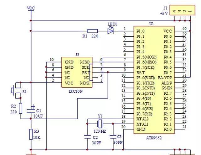 CAD电路原理图