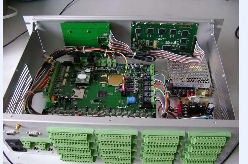 模块板卡:基于STM32F103ZET6主控芯片的数据采集全功能服务器解决方案