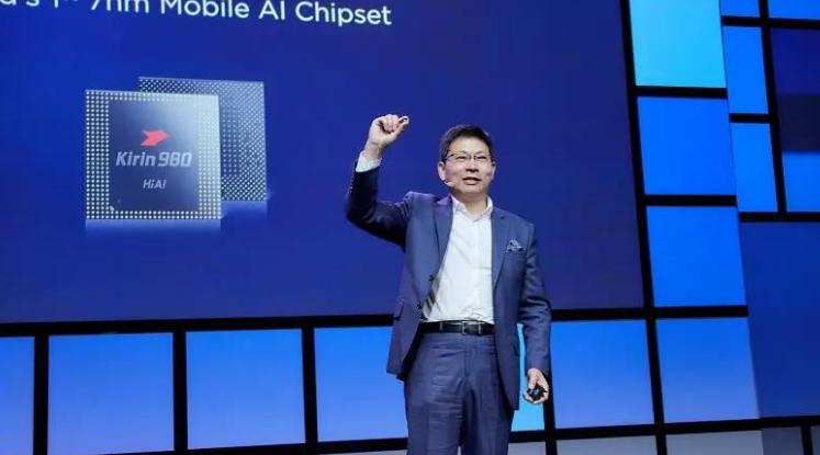 华为推出新一代人工智能手机芯片麒麟980,7nm工艺+5G功能的移动平台