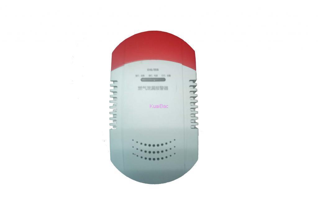 基于Nordic nRF9E5主控芯片的燃气探测无线报警器解决方案