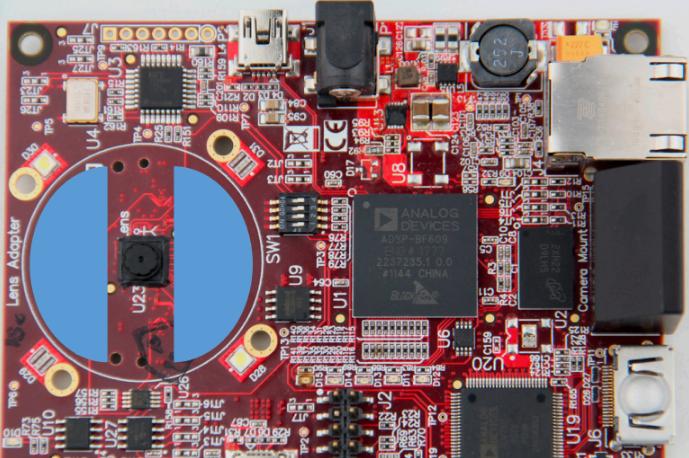 基于ADI ADSP-BF609主控芯片的牌照识别系统解决方案