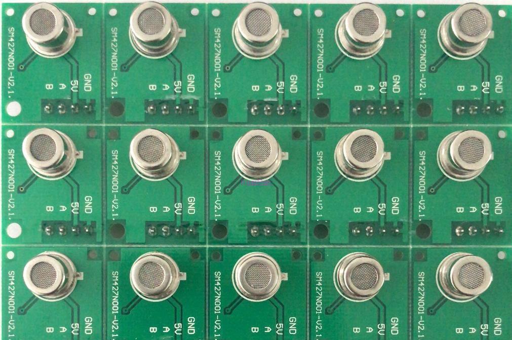 模块板卡:SM427N001空气污染检测传感器模块