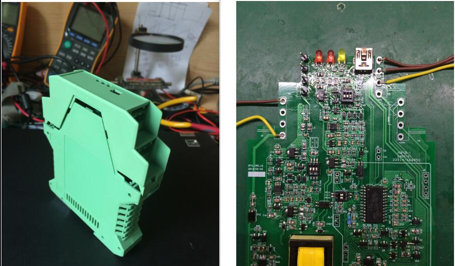 基于STM32F030K6主控芯片的隔离型智能温度变送器解决方案