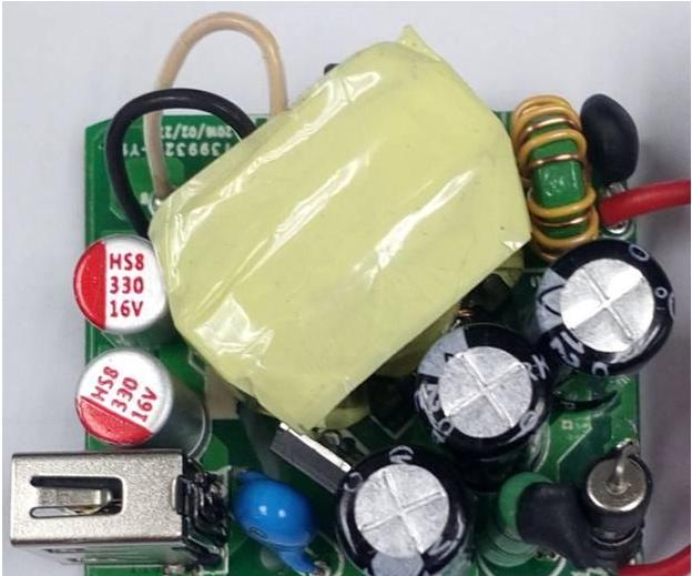 基于ON FAN602 PWM控制器与FAN6290二次电源适配控制器的24W快充解决方案