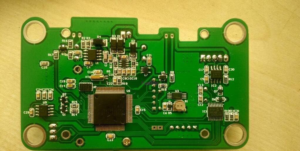 模块板卡:重卡OBD盒子