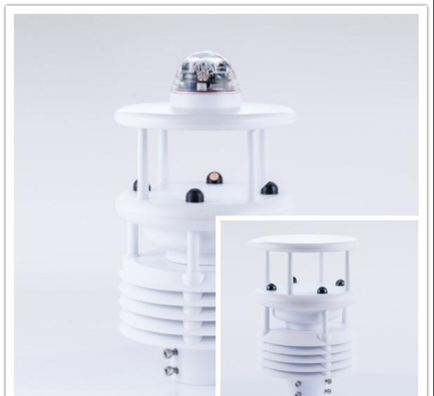基于HCD6810系列超声波微型气象环境监测仪的智慧环境解决方案