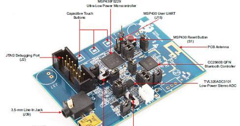 基于TI公司的MSP430F522x系列MCU蓝牙和音频源参考设计