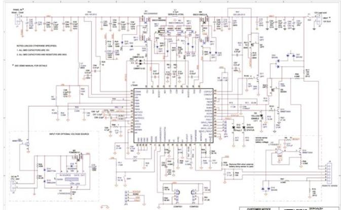 LT8490:高效MPPT太阳能电池200W充电解决方案