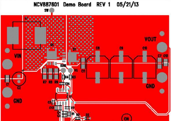 基于On Semi公司的NCV8876汽车起-停控制解决方案