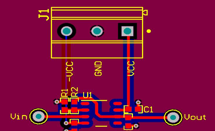 如何为运算放大器布设电路板