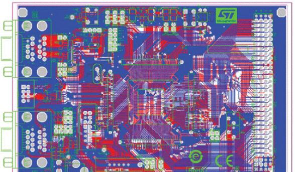 基于ST公司的SPC564A7 32位MCU汽车动力传动系统解决方案