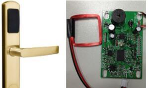 基于R5F100AA的Mifare S50/Temic5557卡/EM卡电子锁解决方案