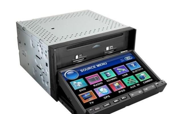 基于STM8A+TAD7388+TAD7313+TDA7540/TDA7541的车载影音解决方案