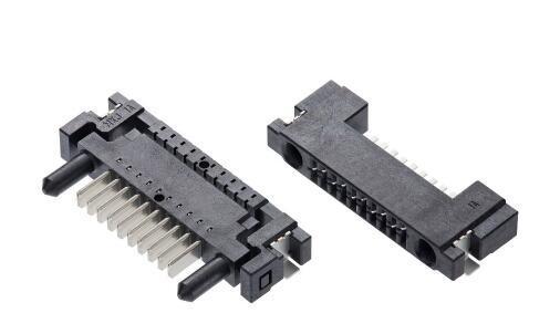 Molex发布新型 1.25 毫米螺距 SlimStack 浮动连接器