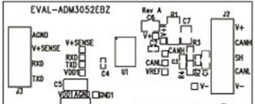 ADM3052:CAN网络解决方案