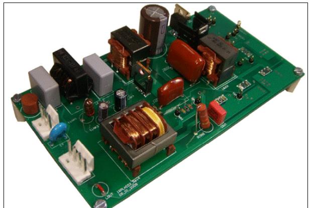 IR IRPLHID2 70W HID灯镇流器参考设计