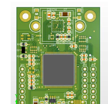 OpenMV机器视觉模块电路方案设计(原理图+程序+方案)