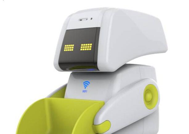 两款家用机器人的设计方案