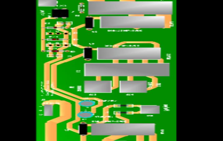 电源继电器控制板Protel 99se设计文件(含硬件原理图+PCB文件)