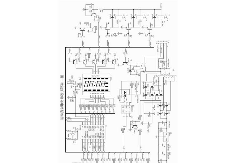 基于HT46R2X系列单片机如何实现微波炉控制器的设计方案
