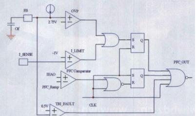 PFC控制芯片LT1248的功能特点及在在PFC整流电路中的应用