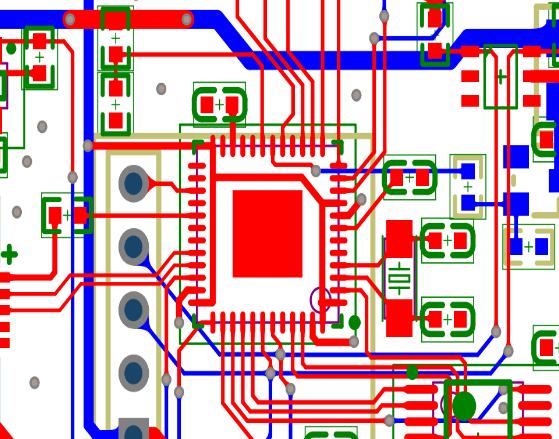 基于stm32f401ccu6的智能手表电路设计方案【无线通信】