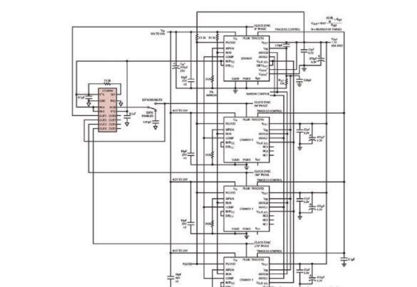 基于μModule DC/DC开关稳压器LTC6909实现低EMI稳压电路的设计方案
