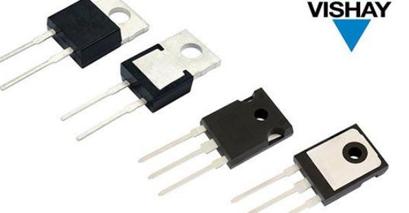 Vishay推出新型650 V SiC肖特基二极管,提升高频应用能效