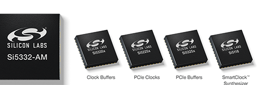 Silicon Labs采用SmartClock新技术扩展汽车时钟产品组合