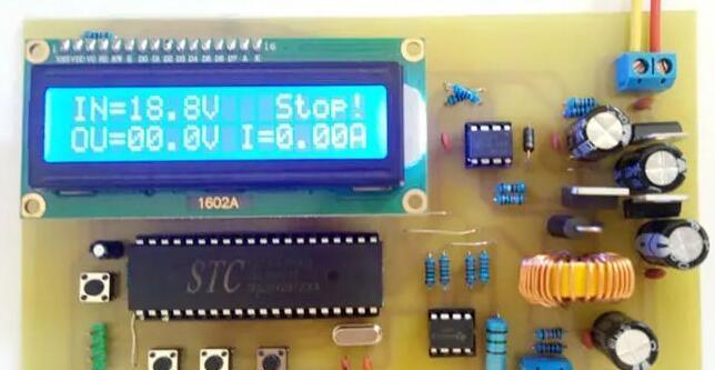 基于STC12C5A60S2单片机+IR2104+LP2702A+JW3510的开关电源原理与设计方案