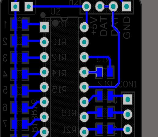 PT2262&PT2272无线收发编解码电路V1.0