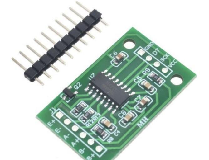基于HX711 称重传感器的张力秤制作方案