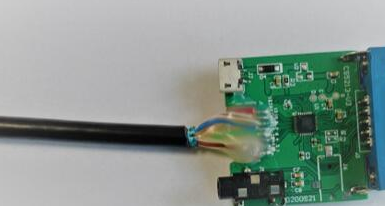 CS5213设计电路图|CS5213demo测试版参考电路|HDMI转VGA带音频方案开发设计