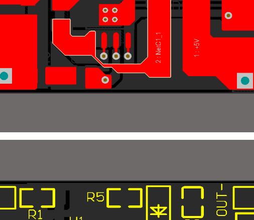 3A可调降压模块DC-DC稳压电源 MP1584EN(原理图+PCB)