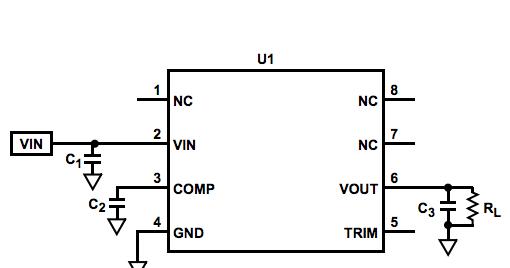 ISL71091SEHxx电压基准的总剂量测试