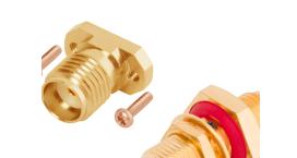 Amphenol/SV microwave非磁性射频连接器的介绍、特性、及应用