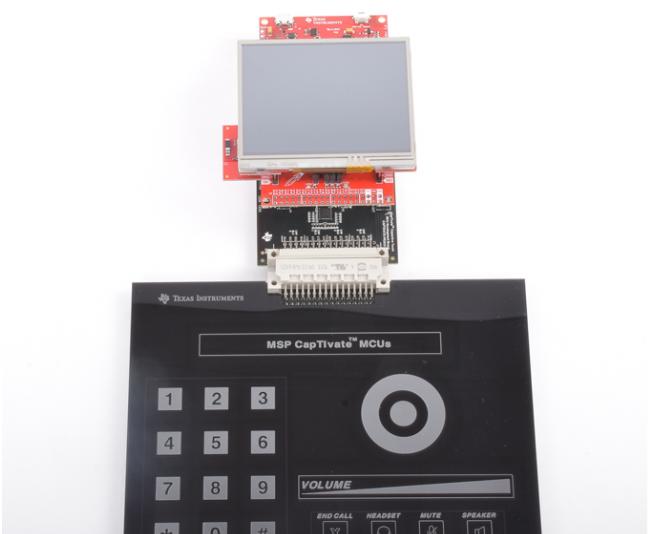 基于MSP432+MSP430FR2633+CC2650网络处理器和电容式触控技术的门禁控制面板电路设计方案