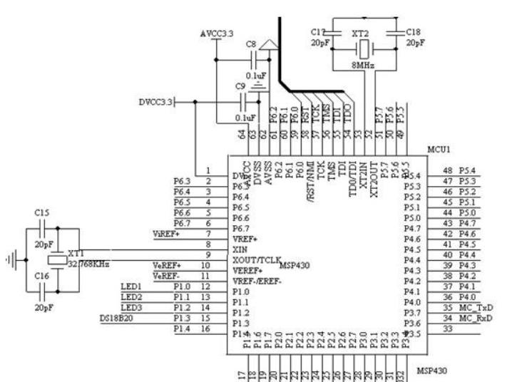 基于MSP430单片机+CC2480 ZigBee模块+UCC28810实现城市路灯照明系统的设计方案