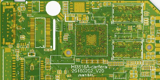 HI3516A摄像头-会议一体机