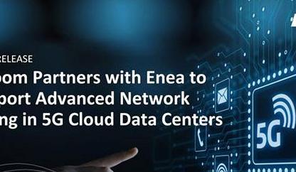 Kaloom 与 Enea 携手构建 5G 高级网络切片