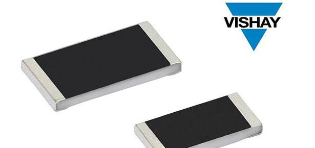 Vishay推出车用高压厚膜片式电阻,在节省电路板空间的同时,还可减少元件数量并降低加工成本