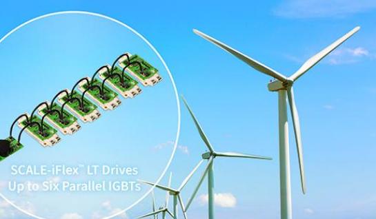 Power Integrations的新型SCALE-iFlex LT即插即用型门极驱动器可将EconoDUAL IGBT模块的性能提高20%