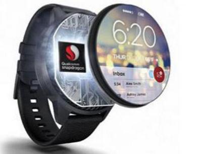 基于骁龙2100 4G LTE快充智能手表解决方案1