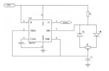 PWM波形发生电路