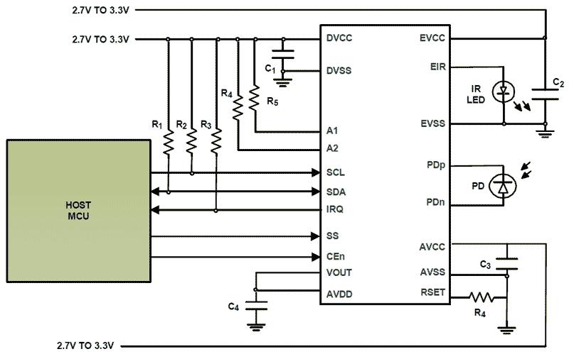 ISL29501典型图