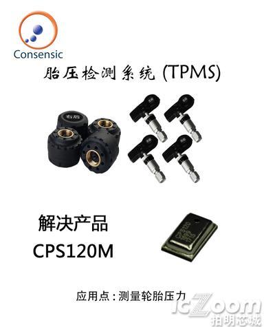 胎压检测系统解决产品--CPS120数字绝压传感器.png